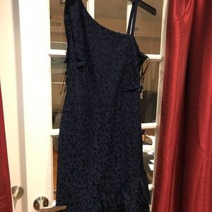 Kenzie lave dress